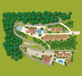 Villas Mattheo'S Karte