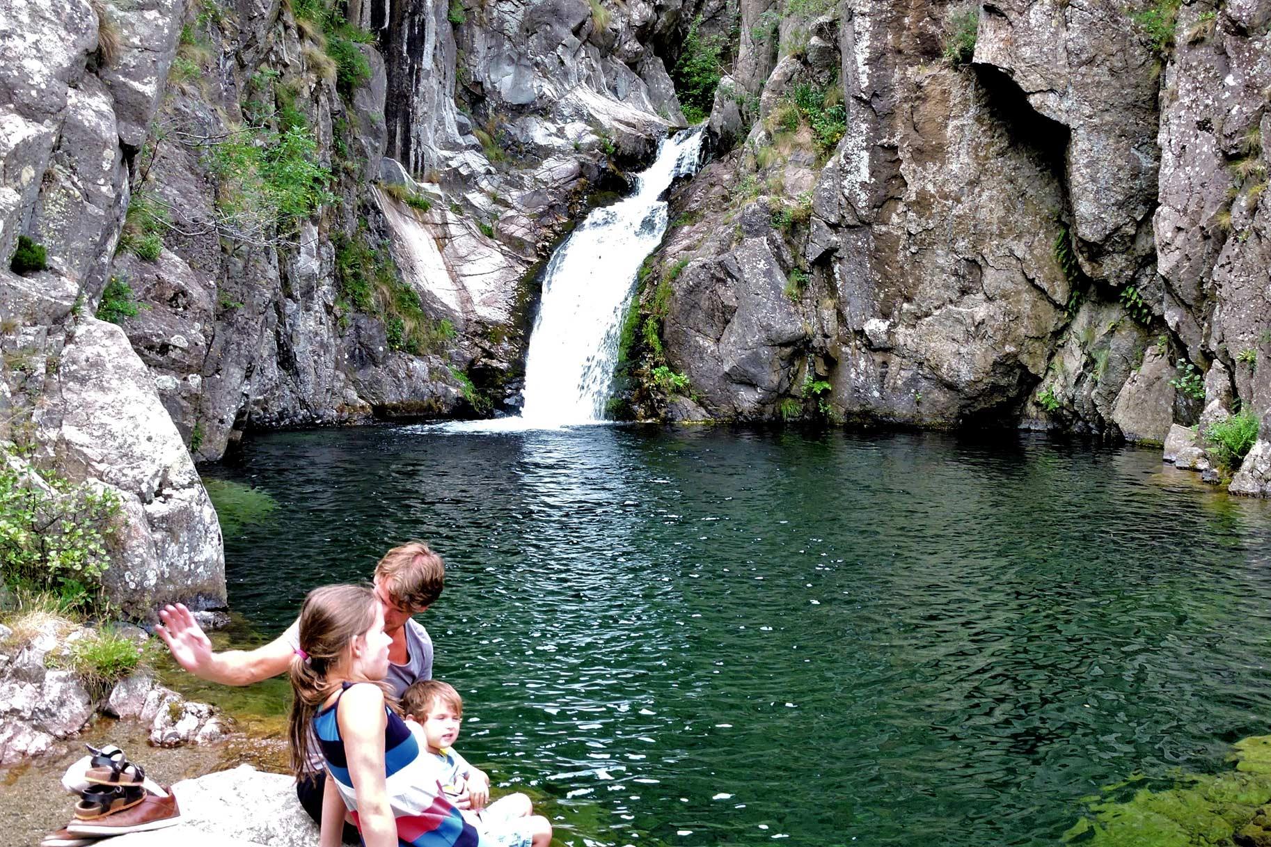 La rivière Besorgues