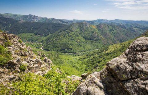 View of La Volane © Stéphane Tripot